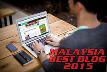 Malaysia Best Blog 2015 / Malaysia Best Blog 2015, tips, pendapat, contest, infographic..