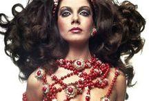 Jewel vintage Coppola '60 / biżuteria