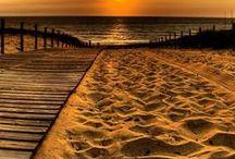 Beach... / plaża