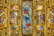 Art in architecture / freski, katedry, bazyliki