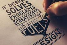 Typografie & Lettering / Schriftarten & Schriftzug Inspirationen