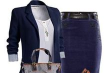 Fashion - business style / office wear