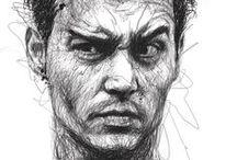 Zeichnungen & Skizzen / Inspirationen und eigene Zeichnungen von http://bisulcisdrawblog.tumblr.com/