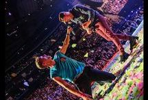 Coldplay / Images of Coldplay taken by Concert Photographer David Block