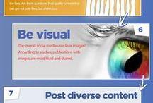 Infografiken | Social Media / Informationen, Infografiken, TIpps und Tricks
