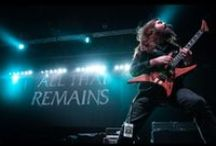 All that Remains / Images of All that Remains taken by concert photographer David Block