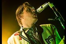 Arcade Fire / Images of Arcade Fire taken by concert photographer David Block