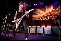 Bullet for my Valentine / Images of Bullet for my Valentine taken by concert photographer David Block
