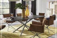 Speisezimmer | dining room / Perfekt zubereitete Anregungen!