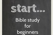 Bible Study Helps / Pins with helpful tips, insights and websites for Bible study.
