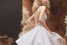 Contemporary Wedding Dresses / For the contemporary bride.