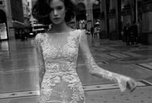 Couture Wedding Dresses / For the dreamer in all of us.
