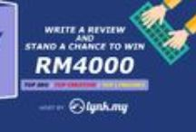 Contest Review Lynk.my 2015 / tentang contest review lynk.my 2015