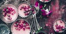 [ Food Styling ] / Food styling that inspires me. Hopefully it will inspire you too :)