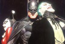 Batman & DC Universum / Fanart für den Dark Knight und mehr