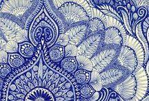 Arty inspirations & motifs du monde ♥