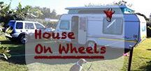 House On Wheels   Heim auf Rädern / Is it a small camper van style Gipsy-VW of the old times, a caravan, a converted bus or a luxury RV? Did you or do you want to develop it yourself? It gives World Nomads the maximum of freedom to travel. No wonder that it's often the favorite choice.   This is a Group Board for English AND German Articles. Please post vertical pins with description and max. 1 pin per day. Thank you :D