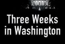 Titus Ray Thriller--Book Three / Three Weeks in Washington, Book III in the Titus Ray Thriller Series