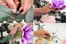 DIY Flower Ideas