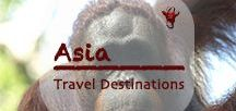 Asia Travel Destinations | Asien Reisen / If you read blogs of world nomads you'll figure that Asia is most represented for several reasons. One is for sure: It's cheap to travel and live in Asia. Other than that: It's incredibly beautiful if you know where to go and exactly that you learn here - just follow this blog :)