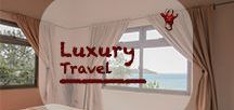 Luxury Travel | Luxuriöse Reisen / Sometimes it's great to enjoy luxury at our travels around the world. Here you find some tips where or how you can find some peaceful luxury heavens for your journeys.
