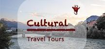 Cultural Travel Tours | Kultur Reiseziele / Castles in Scotland, in Germany, in France or Austria or even older architectural gems in Spain, Switzerland, Italy or Greece - you name it. But it's not only about Europe and buildings, also food and people make the culture of a country. Much more of it to find out about in Africa, South America or Asia.