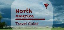 Travel Guide To North America | Nordamerika Reisen / If you love unspoiled nature, beautiful landscape,  wildlife and don't dread the cold, you'll get inspired by our Travel Guide to North America.