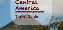 Travel Guide Central America | Mittelamerika Reisen / Central America has so much to offer: from beautiful islands with white beaches, tropical rain forest and wildlife. Find the best travel tips here in the Travel Guide to Central America.