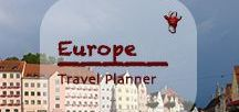 Europe Travel Planner | Europa Reisen / Europe has so much to offer: from city tours to nature travel. Here you find a bouquet of all, your Europe Travel Guide.