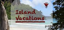 Island Vacations | Insel Ferien / Island Vacations around the World. Dream holidays at the beach. Laid-back atmosphere inviting to stay for longer ... longer ... and longer!