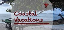 Coastal Vacations | Küsten : Urlaub am Strand / Vacations on the coast, enjoying beautiful, endless beaches and taking walks along the shore - nothing is comparable to such a place of joy. #coast #beaches #coastal