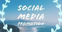 Social Media Team Promotion