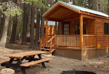 Cavco Cabin in California State Parks