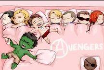 Avengers! / by Britt Seese