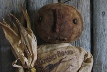 Primitive Decor  / by Heather Becker