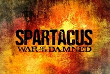 #Spartacus:War of the Damned ツ / 3ª e última T, A série foi inspirada na vida lendária de Spartacus interpretada por Liam McIntyre, um gladiador trácio que , entre 73 e 71 AEC liderou uma grande revolta de escravos contra a República Romana. ♡