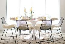 dining areas_styling