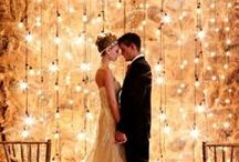 Wedding Lighting / Wedding lighting can drastically affect the ambience of an event.