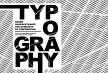 graphic design & typo
