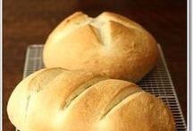 Food - Breads / by Deb Slusher