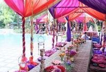 Morrocan Party Design / by Marian Dugan