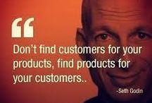 Heroes & Gurus We Follow / People that Motive Marketing admire