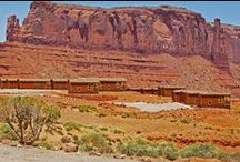 Cavco Cabins in Monument Valley, AZ / The View hotel in Monument Valley added Cavco Cabins