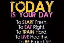 Motivation / Fitness