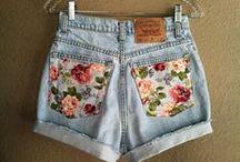 Sewing Inspiration / by Yvette Jonker