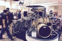 PASIC 2014 / Some great shots from Pasic 14! / by dw drums