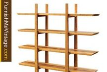 Bamboo Furniture / New, solid bamboo furniture