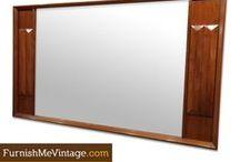 Mid Century Modern Mirrors / Mirrors