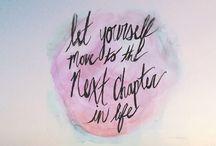 Self love/healing