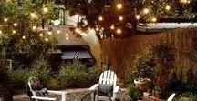 Garden ideas / Projects for the garden